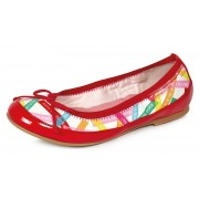 Ballerines fille Agatha Ruiz de la prada Post it