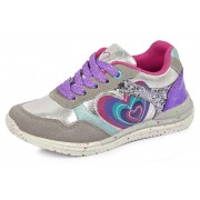 Baskets fille Agatha Ruiz de la Prada metalcris